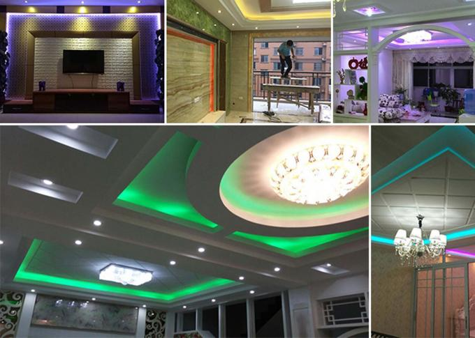 5M SMD 5050 White Flexible Strip Light With Epistar Chip For Ceiling Decoration Cabinet Lighting