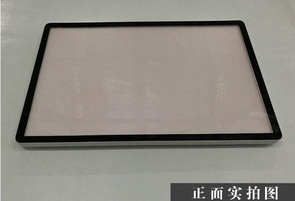 Backlit Poster Display Sign Front Open Changing Image 23mm Thickness