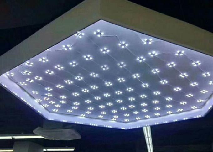 3030 SMD 4W Diffuse Reflection LED Sign Modules For Irregular LED Box