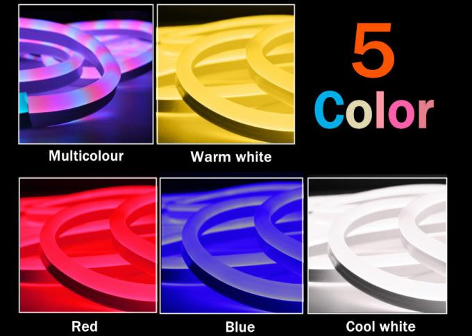 8*16mm  Rope Sign Led  Neon Light Strip For Neon Sign Board 5050SMD 50m In Roll