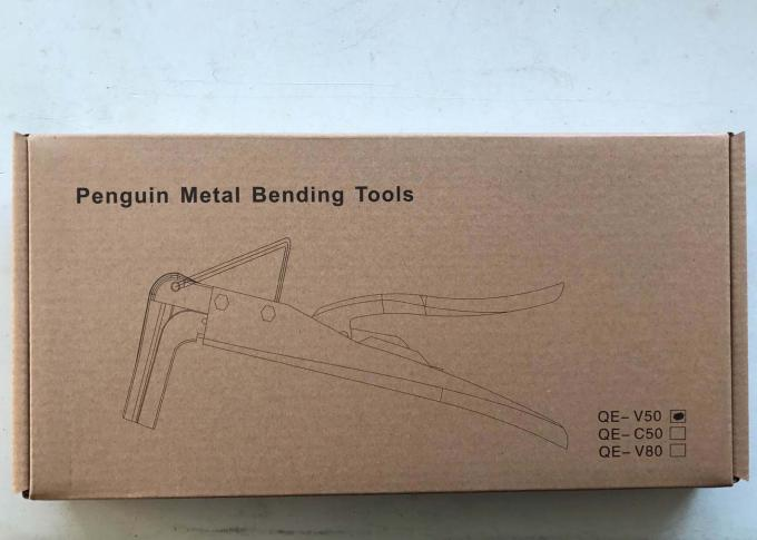 SignShop DIY Metal Letter Bending Piler tool /Penguin Manual Metal