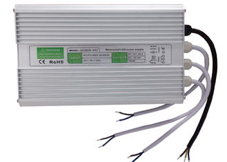 IP67 Waterproof 12 Volt Dc Led Power Supply 250 Watt Driver Transformer