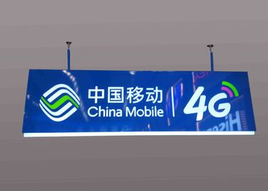 Telecom Operators T - Mobile Store Led Directional Signs Double Sides