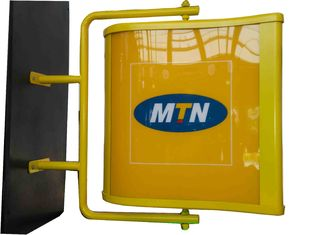 MTN / Airtel / Vodafone Store  Vacuum Forming Light Box / Double Sides Rotating Sign