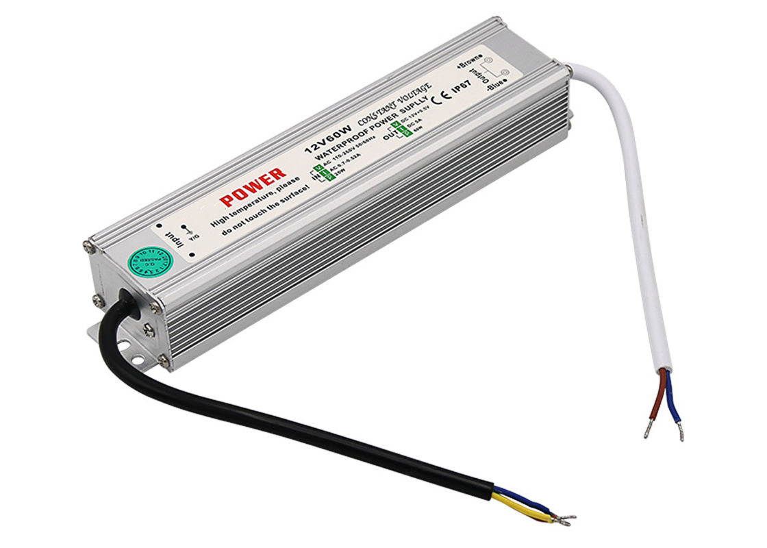5A Driver Transformer Led Strip Power Supply 12 Volt DC Waterpoof