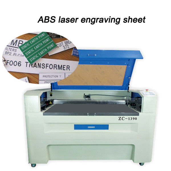 "ABS Laser Engravable Plastic 24""X 48"" Brushed / Gloss Metal Finishing"