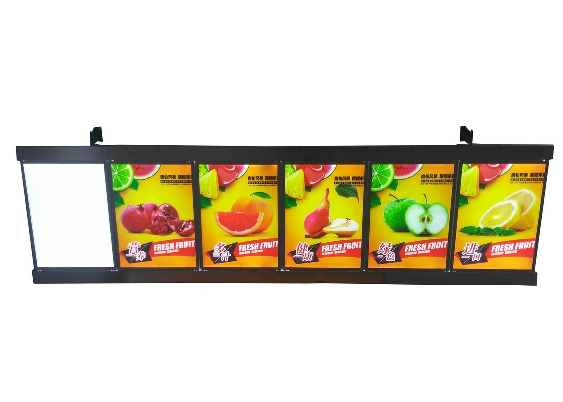 185X60cm Led Menu Board Display System Menu Display Sign Box Swift 5 images