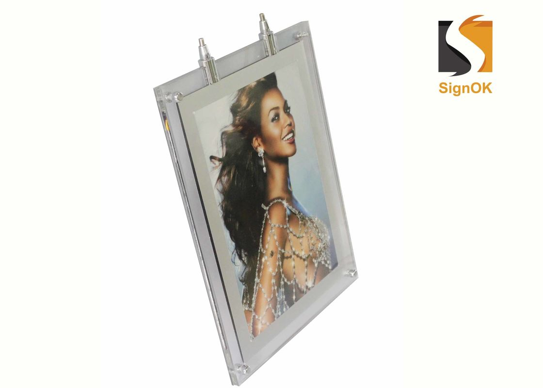 "83"" A1 LED Crystal LED Light Box For Wedding Stadio , Restaurant"